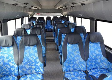 16 seater tempo traveller hire delhi