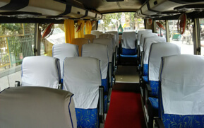 22 seater tempo traveller hire