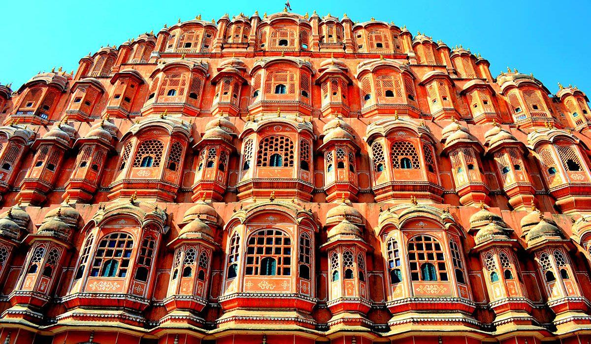Jaipur Sightseeing, Hawa Mahal